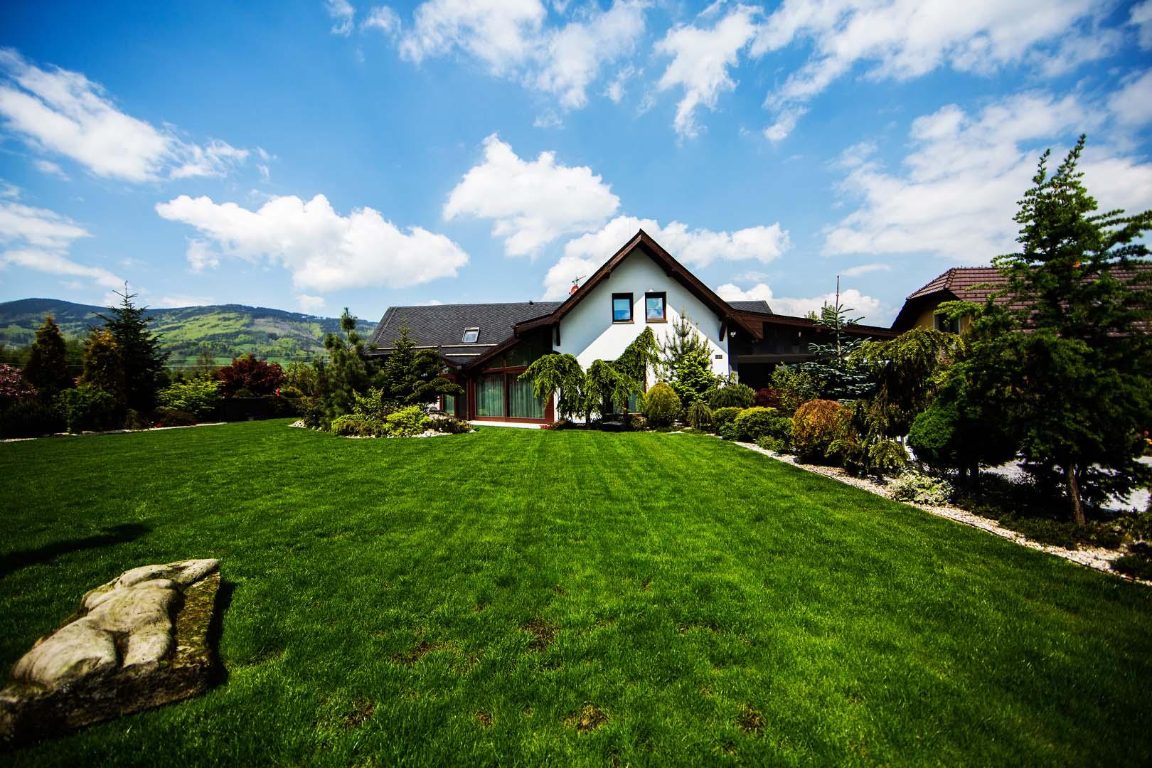 Rodinný dom Detmarovice